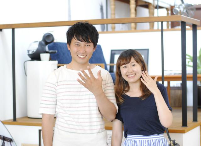 ブライダルリングvol.4☆お客様のご紹介☆ & ウェルカムボード