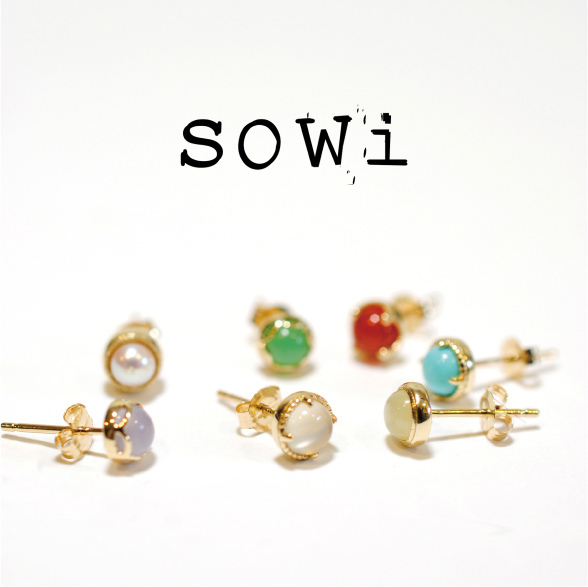 sowi(ソーイ)新作紹介①