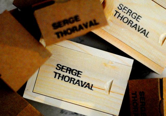 SERGE THORAVAL入荷です!!