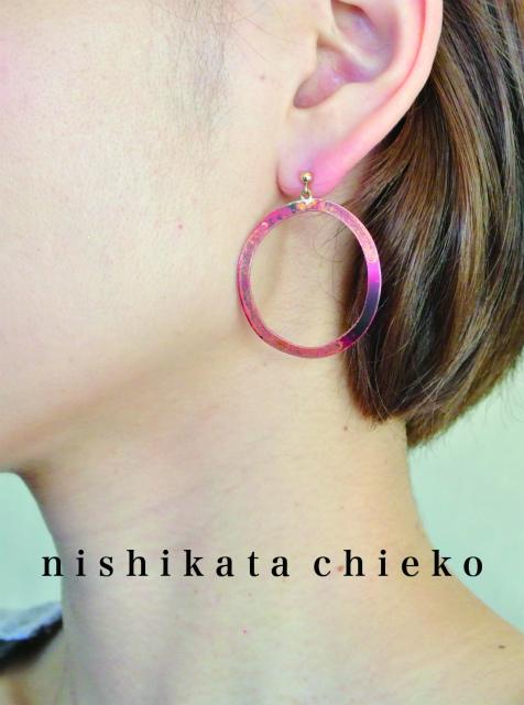 《 nishikata chieko展 》明日まで!