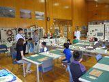 夏休み自由工作教室、自由研究教室を開催しました