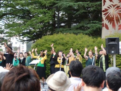 定禅寺ジャズフェスティバル