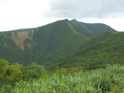 山形神室登山