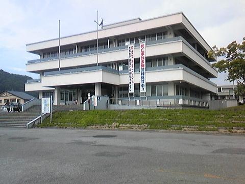 西川町役場周辺