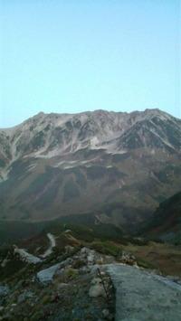 立山に来ています。