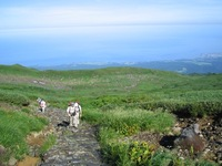 鳥海山登山'07夏