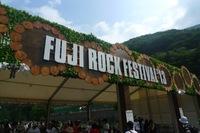 FUJI ROCK FESTIVAL'13 -DAY 2-