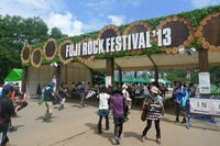 FUJI ROCK FESTIVAL'13 -DAY 3-