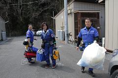女川災害復興ボランティア