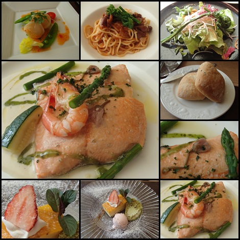 季節の味覚ランチ・イタリアンレストラン アンジェロ