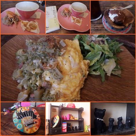 オムライス・CAFE+POM