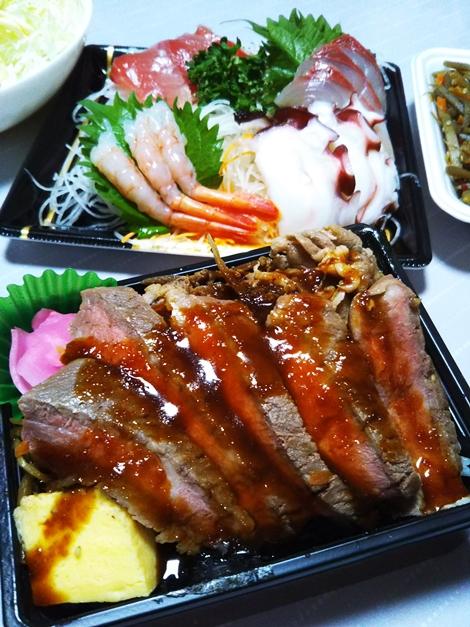 限定30折・北海道牛満喫弁当・清水屋秋の北海道物産展・道の駅なかがわ