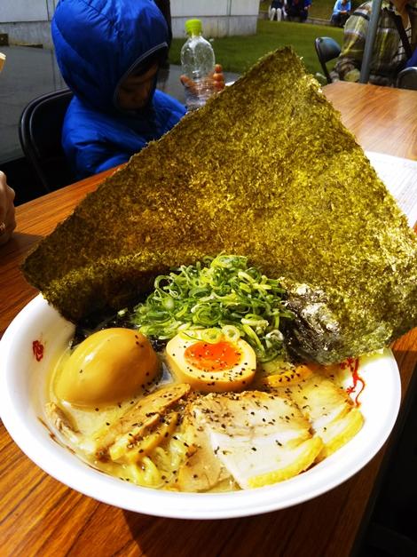 酒田のラーメンexpo2017(2日目)・信濃神麺 烈士洵名・大国の味噌ラーメン