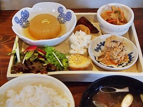 季節のおまかせランチ+2品プラス day by day(デイバイデイ)