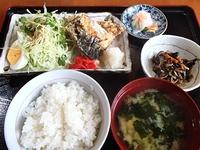 さば竜田定食・ごはん職人六兵衛 2018/01/28 09:44:16