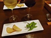 Monte Grande モンテグランデ・ちょい飲み・チーズ盛合せ・ソーセージ・酒田市相生町1-3-22