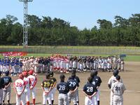 少年野球県大会