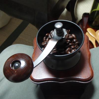 イルケッチャーノ・くしびきブレンド・鶴岡・コーヒーミル・レギュラーコーヒー