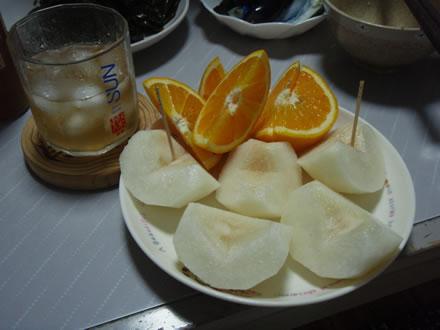 飛島に伝わる郷土料理・冊子・モツ野菜炒め物・わかめetc