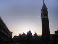 ベネチアの朝☆イタリア旅行☆