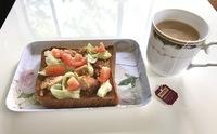 休日の朝食♪