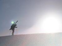 齋藤さん企画2月11日熊野岳へ 過去をふりかえって