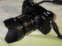 新調したカメラ